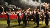 Đồng bào các dân tộc mở hội cồng chiêng ở Lâm Đồng