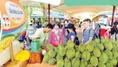 Liên hoan ẩm thực đường phố châu Á tại Lễ hội trái cây Nam bộ 2017