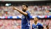 Bàn thắng ở chung kết Cúp FA liệu sẽ là bàn cuối cùng của Diego Costa tại Chelsea?