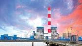 Một góc nhà máy nhiệt điện Duyên Hải