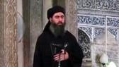 Abu Bakr al-Baghdadi. Ảnh: TTXVN