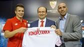 Milan muốn có Konoplyanka