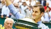 Federer thắng danh hiệu thứ 9