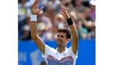 Niềm vui chiến thắng của Novak Djokovic