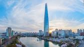 Hơn 10 triệu lượt khách tham quan tòa nhà cao nhất Hàn Quốc
