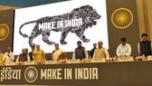 Thủ tướng Ấn Độ Narendra Modi khởi động chương trình Make In India