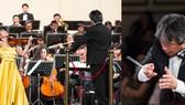 Nhiều tài năng âm nhạc trẻ đã đồng hành và cất cánh cùng chương trình
