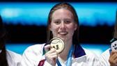 Lilly King, cùng với Caeleb Dressel và Katie Ledecky là 3 ngôi sao sáng nhất của bơi lội Mỹ ở giải đấu tại Budapest năm nay