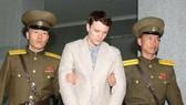 Sinh viên Mỹ Otto Warmbier, người qua đời một cách bí ẩn sau khi được Triều Tiên thả về. Ảnh: REUTERS