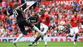 Paul Pogba trong pha ghi bàn ấn định chiến thắng