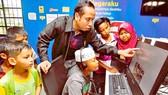 Mô hình Negaraku Kreatif@Komuniti tạo cơ hội cho giới trẻ ở khu vực nông thôn tiếp cận công nghệ số