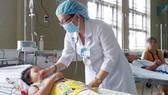Số người mắc sốt xuất huyết chỉ giảm nhẹ