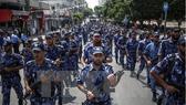 Các thành viên Hamas. Ảnh: THX/TTXVN