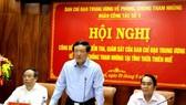 Thừa Thiên - Huế chưa xử lý dứt điểm một số vụ án tham nhũng