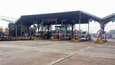 Trạm thu phí BOT tuyến tránh Biên Hòa xả trạm cho xe qua lại tự do