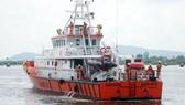 Tàu SAR 413 tìm kiếm cứu nạn trên biển