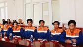 6 thuyền viên tàu KH92576 TS