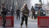 IS đánh bom Cơ quan an ninh Afghanistan