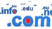 330,7 triệu tên miền được đăng ký trên internet