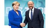 Để có được cái bắt tay với ông Martin Schulz, bà Merkel đã nhượng bộ hàng loạt yêu cầu của SPD