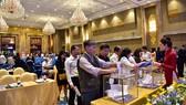 SCB tổ chức thành công Đại hội đồng cổ đông thường niên năm 2017