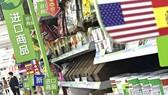 Hàng Mỹ tại Trung Quốc trước nguy cơ bị tẩy chay