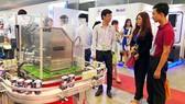 Doanh nghiệp giới thiệu dây chuyền sản xuất trong ngành thực phẩm và đồ uống