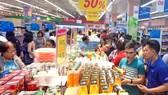 Đa dạng hàng hóa khuyến mãi của Saigon Co.op