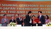 Hội nghị gặp gỡ Nhật Bản - khu vực ĐBSCL tại Cần Thơ. Ảnh: baocantho