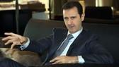Tổng thống Syria nằm trong danh sách bị EU đóng băng tài khoản và cấm nhập cảnh vào EU. Ảnh Reuters