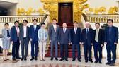 Đẩy mạnh hợp tác với Hàn Quốc và Mozambique