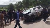 Tai nạn giao thông nghiêm trọng, hoàng thân Campuchia Norodom Ranariddh bị thương, phu nhân qua đời