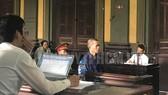 Bị cáo Nguyễn Thọ tại phiên xử phúc thẩm. Ảnh: hcmcpv