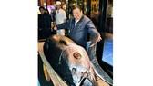 """""""Vua sushi"""" mua cá ngừ kỷ lục 3 triệu USD tại phiên đấu giá năm mới ở Nhật Bản"""