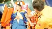 Do được cấp cứu kịp thời nên hiện sức khỏe của ông Bình đã ổn định