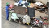 TP Vũng Tàu: Chuyển đổi xe thu gom rác tự chế