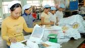 Kiểm tra doanh nghiệp sản xuất túi ni lông