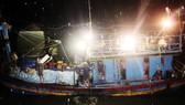 41 ngư dân gặp nạn trở về an toàn