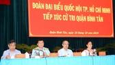 TPHCM phối hợp Trung ương làm tốt việc thu hồitài sản tham nhũng