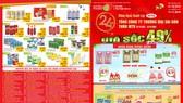 Nhiều chương trình khuyến mại mừng 24 năm ngày thành lập SATRA tại chuỗi cửa hàng Satrafoods