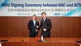 ACV hợp tác phát triển với nhiều cảng hàng không thế giới