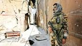 Lực lượng an ninh Iraq kiểm soát chặt chẽ phía Bắc Baghdad. Ảnh: Jerusalem Post
