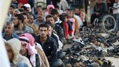 Thổ Nhĩ Kỳ muốn EU tăng ngân sách cho người tị nạn Syria
