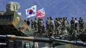 Hàn Quốc - Mỹ điều chỉnh cách thức tập trận chung
