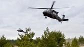 Đài Loan: Rơi trực thăng, ít nhất 8 người chết