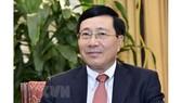 Phó Thủ tướng, Bộ trưởng Bộ Ngoại giao Phạm Bình Minh. Ảnh: TTXVN