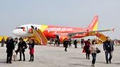 Sân bay Cần Thơ khai trương 2 đường bay quốc tế