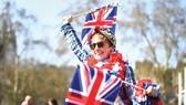 Một người dân Anh ủng hộ Brexit