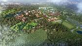 Một góc Thế giới khoáng nóng Minera