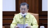 Tỷ lệ ủng hộ Tổng thống Hàn Quốc tăng cao